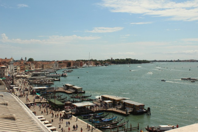 Views from the Doge's palace