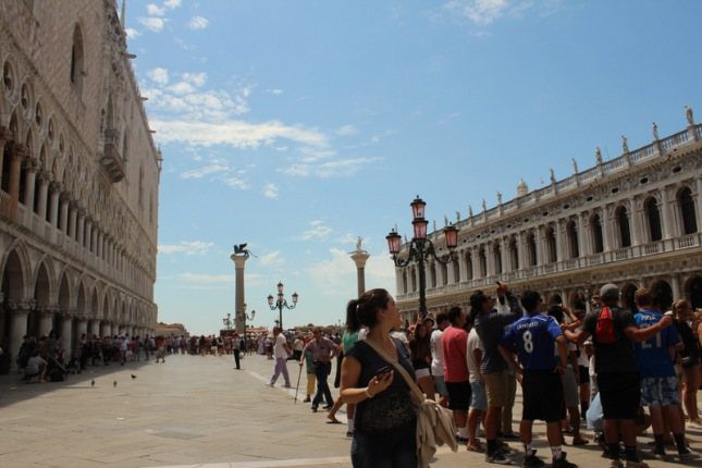 Views from Piazza San Marco