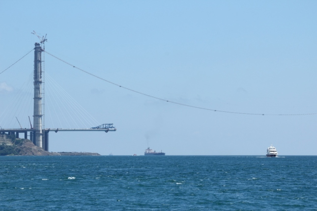 First views of the Black Sea
